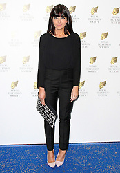 © Licensed to London News Pictures. 17/03/2015, UK. Claudia Winkleman, Royal Television Society Programme Awards, Grosvenor House Hotel, London UK, 17 March 2015. Photo credit : Brett D. Cove/Piqtured/LNP