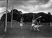 1958 All Army Hurling Semi-Final Eastern Command v Southern Command