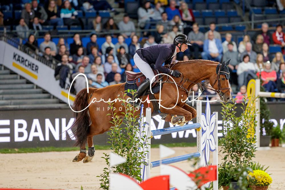Hassmann Felix, GER, Horse Gym's Balzaci<br /> Prize of Firma XXL Sicherheit <br /> Stuttgart 2019<br /> © Hippo Foto - Stefan Lafrentz