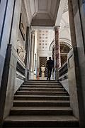 Rome, Vatican Museums, Scala Simonetti