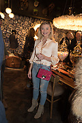 GEORGIA TOFFOLO; Timothy Oulton Flagship Gallery Grand Opening, Timothy Oulton Bluebird, 350 King's Rd. Chelsea, London.  19 September 2018