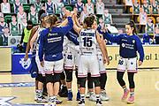 Team Dinamo Banco di Sardegna Sassari<br /> Banco di Sardegna Dinamo Sassari - USE Scotti Rosa Empoli<br /> Legabasket Femminile LBF Techfind Serie A1 2020-2021<br /> Sassari, 05/12/2020<br /> Foto L.Canu / Ciamillo-Castoria