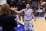 Jack Cooley<br /> Banco di Sardegna Dinamo Sassari - Virtus Segafredo Bologna<br /> LBA Serie A Postemobile 2018-2019<br /> Sassari, 31/03/2019<br /> Foto L.Canu / Ciamillo-Castoria