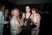 MIA VALENTINE;; MICHELLE DOCKERY; RUTH WILSON;  , , InStyle Best Of British Talent , Shoreditch House, Ebor Street, London, E1 6AW, 26 January 2011