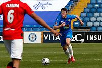 John Rooney. Stockport County FC 2-2 Maidenhead United FC. Vanarama National League. Edgeley Park. 17.4.21