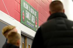 Family Zone at Ashton Gate stadium sponsored by Showcase Cinema De Lux  - Mandatory by-line: Dougie Allward/JMP - 20/12/2017 - FOOTBALL - Ashton Gate Stadium - Bristol, England - Bristol City v Manchester United - Carabao Cup Quarter Final