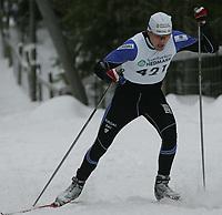 Langrenn , 12 desember 2004 , Norges Cup  Veldre ,<br /> <br /> Svein Tore Sinnes , Tonstad IL