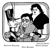 Hancock's Half-Hour: Kenneth Williams, Hattie Jacques, Tony Hancock