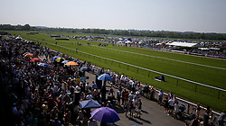 General view during Kids Carnival Day of The Qatar Airways May Racing Carnival at Warwick Racecourse.