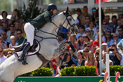 Mathy Sweetnam Shane, IRL, Alejandro<br /> Grand Prix Rolex powered by Audi <br /> CSI5* Knokke 2019<br /> © Dirk Caremans<br /> Sweetnam Shane, IRL, Alejandro