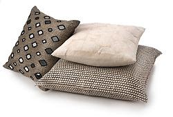 decorative designer throw pillows