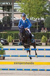 Ahlmann Christian, GER, Solid Gold Z<br /> Stephex Masters 2018<br /> © Hippo Foto - Sharon Vandeput<br /> 31/08/18