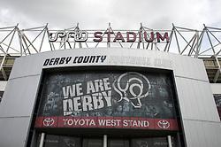 iPro Stadium - Photo mandatory by-line: Dougie Allward/JMP - Mobile: 07966 386802 30/08/2014 - SPORT - FOOTBALL - Derby - iPro Stadium - Derby County v Ipswich Town - Sky Bet Championship