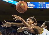 Basketball: NCAA 2014 Colorado UCLA Basketball