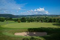 WISSMANNSDORF  - Duitsland - hole 15.   Golf-Resort Bitburger Land. COPYRIGHT KOEN SUYK