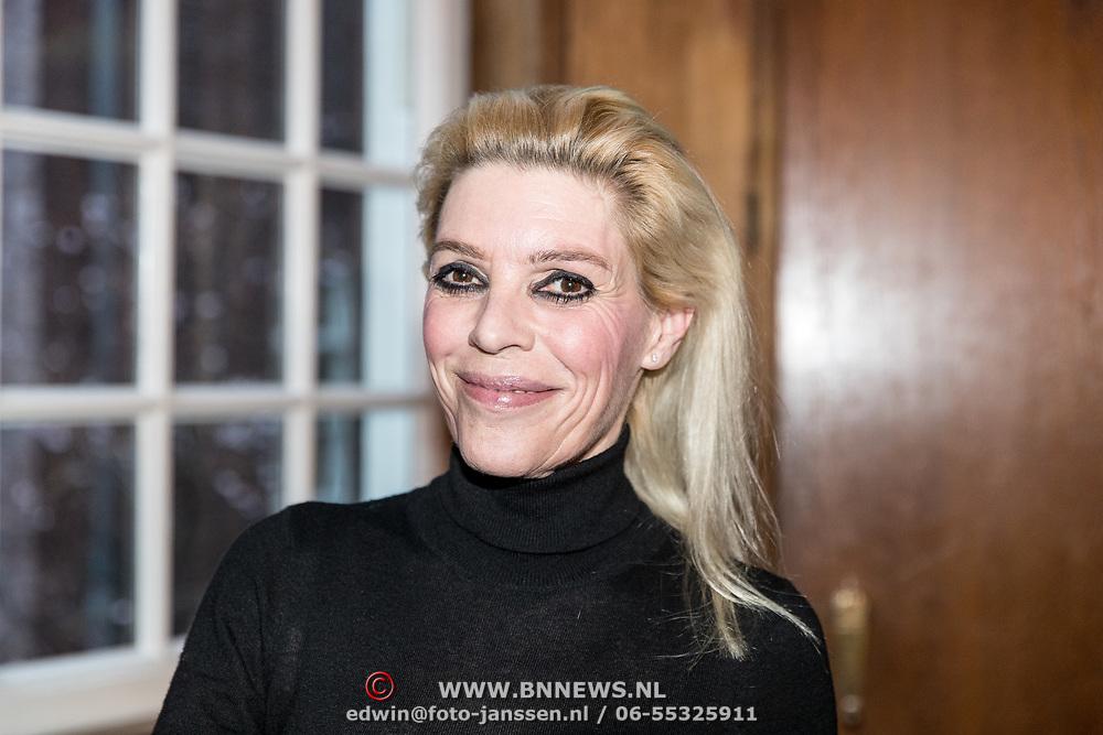 NLD/Amsterdam/20190221- boekpresentatie Daphne Deckers:  'Dubbel Zes', Judith Osborn