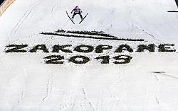 20.01.2019, Wielka Krokiew, Zakopane, POL, FIS Weltcup Skisprung, Zakopane, im Bild Roman Koudelka (CZE) // Roman Koudelka of Czech Republic during the FIS Ski Jumping world cup at the Wielka Krokiew in Zakopane, Poland on 2019/01/20. EXPA Pictures © 2019, PhotoCredit: EXPA/ JFK
