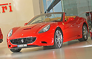 2009 Ferrari California - Rosso Scuderia.Zagame Automotive, Richmond, Melbourne.23rd September 2009.(C) Joel Strickland Photographics.Use information: This image is intended for Editorial use only (e.g. news or commentary, print or electronic). Any commercial or promotional use requires additional clearance.