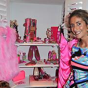 NLD/Amsterdam/20120308 - BN' ers ontwerpen kleding voor Barbie, Danie Bles
