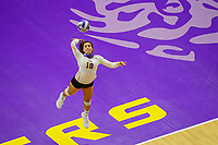 Volleyball Vs Mississippi State<br /> Photo by: Andrew Wevers