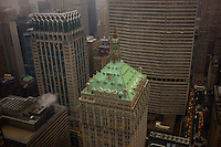 Helmsley Building.  <br /> Photo by Robert Caplin
