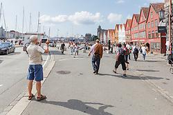Bergen, Bryggen, Hordaland, Norge, Norway