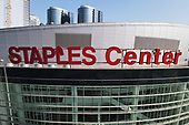 NBA-Staples Center-Aug 2, 2020