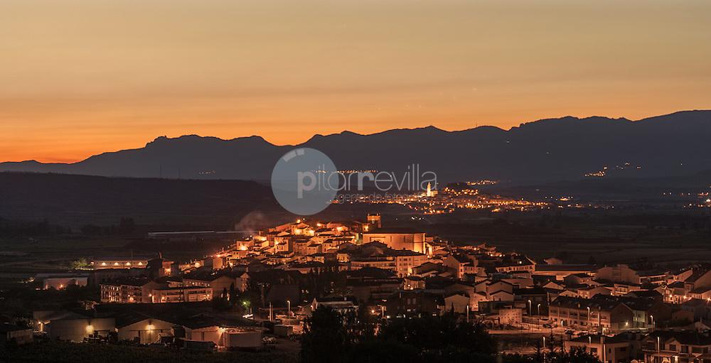 Entrena y Navarrete. La Rioja ©Daniel Acevedo / PILAR REVILLA