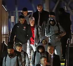 Arsenal Team Sighting - 5 Nov 2017
