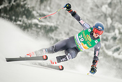 Ryan Cochran-Siegle of USA during 2nd run of Men's Giant Slalom race of FIS Alpine Ski World Cup 57th Vitranc Cup 2018, on March 3, 2018 in Podkoren, Kranjska Gora, Slovenia. Photo by Ziga Zupan / Sportida