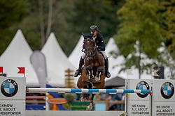 Cox Karel, BEL, Evert<br /> De Kraal International -Zandhoven 2018<br /> © Hippo Foto - Dirk Caremans<br /> 26/08/2018