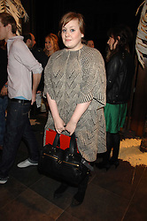 ADELE ADKINS at a party hosted by Mulberry to celebrate the publication of The Meaning of Sunglasses by Hadley Freeman held at Mulberry 41-42 New Bond Street, London on 14th February 2008.<br /><br />NON EXCLUSIVE - WORLD RIGHTS