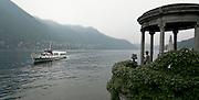 Moltrasio wiewpoint over Como lake