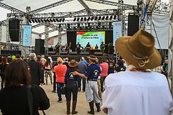 Esteio, 26.08.2019 - Pedro Ernesto Denardin durante apresentação na 42a Expointer, realizada no Parque de Exposições Assis Brasil, Rio Grande do Sul.<br /> Foto Gustavo Granata/Agência Preview