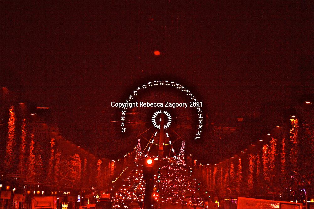 Paris - Le Grand Roue (The Ferris Wheel)