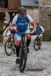 25-06-2018 NED: Bierzo & Babia challenge BvdGF day 2, Ponferrada<br /> Second MTB trip start and finish in Ponferrada to San Cristobal, Penalba to Valdefrancos.