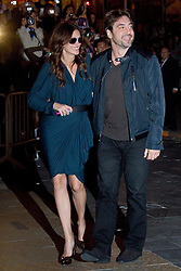 19.09.2010, San Sebastian, ESP, 58th San Sebastian Film Festival, Arrivals, Im Bild  Javier Bardem and Julia Roberts. EXPA Pictures © 2010, PhotoCredit: EXPA/ Alterphotos/ Cesar Cebolla +++++ ATTENTION - OUT OF SPAIN / ESP +++++
