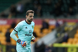 Tim Krul of Norwich City before the match - Mandatory by-line: Arron Gent/JMP - 24/10/2020 - FOOTBALL - Carrow Road - Norwich, England - Norwich City v Wycombe Wanderers - Sky Bet Championship