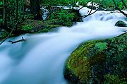 Spring Runnoff - Chugach Mountains - Alaska