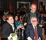 Leonardo DiCaprio, Martin Scorsese and Michael Mann.2005 Miramax Pre Oscar Party.Pacific Design Center.West Hollywood, CA, USA.Saturday, February, 26, 2005.Photo By Selma Fonseca Celebrityvibe.com/Photovibe.com, New York, USA, Phone 212 410 5354, email:sales@celebrityvibe.com...