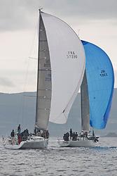 Caledonia MacBrayne Largs Regatta Week 2016<br /> <br /> TBA1, Triple Elf, Christine Murray, CCC/Fairlie YC, Beneteau First 35<br /> <br /> <br /> Credit Marc Turner / PFM Pictures.co.uk