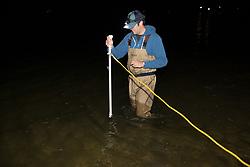 Mike Long On Horseshoe Crab Survey