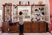 "Milano, Gallia e Peter.  Gallia e Peter is the most famous millinery of Milan, or in a manner of speaking a ""fashion house"" for hats and headdress, a magic place in which everything is hand-made, thinking about every single detail. In the near workshop you can see milliners at work between colored veils, refined straw, silk flowers and thousand of other materials.<br /> <br /> You'll be welcomed by the great niece of the founder, Laura Marelli. She will recommend you the best model for your face, your dress and your personality.<br /> <br /> Hats, veils and fascinators collections, always available in the atelier, are created for accentuating the harmony of the face and of the whole figure: that's why is the proportion that makes a look perfect! http://www.galliaepeter.it/"