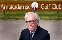 AMSTERDAM - Karel Leeflang, voorzitter van Amsterdamse Golf Club. COPYRIGHT KOEN SUYK