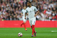 Ryan Bertrand of England in action.  FIFA World cup qualifying match, european group F, England v Malta at Wembley Stadium in London on Saturday 8th October 2016.<br /> pic by John Patrick Fletcher, Andrew Orchard sports photography.