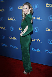 71st Annual Directors Guild Of America Awards - Arrivals. 02 Feb 2019 Pictured: AJ Cook. Photo credit: Jaxon / MEGA TheMegaAgency.com +1 888 505 6342