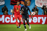 Blaise Matuidi of France during the 2018 FIFA World Cup Russia, Semi Final football match between France and Belgium on July 10, 2018 at Saint Petersburg Stadium in Saint Petersburg, Russia - Photo Thiago Bernardes / FramePhoto / ProSportsImages / DPPI