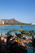 Sheraton Waikiki, Honolulu, Oahu, Hawaii