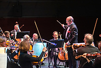 Bergen Community College held its annual Holiday Concert featuring the Bergen Sinfonia Orchestrawith conductor Murray Colosimo. The event was held at the Ciccone Theater on the campus in Paramus on Saturday, December 21, 2019. / Russ DeSantis Photography and Video, LLC