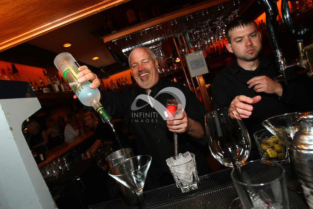 Fuzzy's Vodka party at Ruth's Chris Steak House in Indianapolis..Photos by Infiniti Images